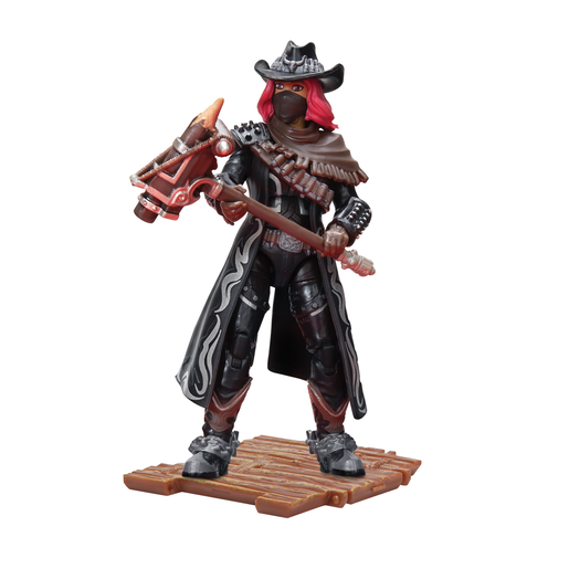 Fortnite Solo Mode 10cm Core Figure - Calamity