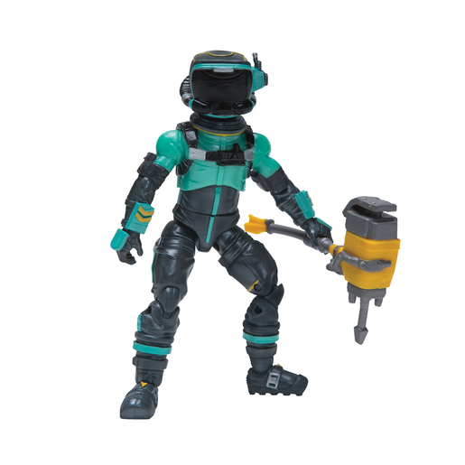 Fortnite Solo Mode Core Figure Pack - Toxic Trooper