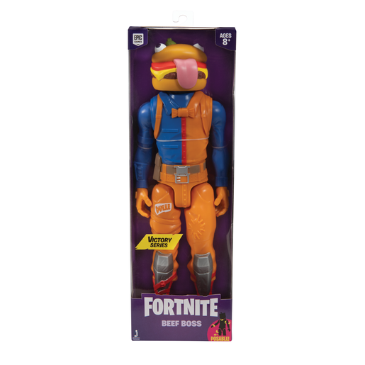 Fortnite Victory Series 30cm Figure - Beef Boss