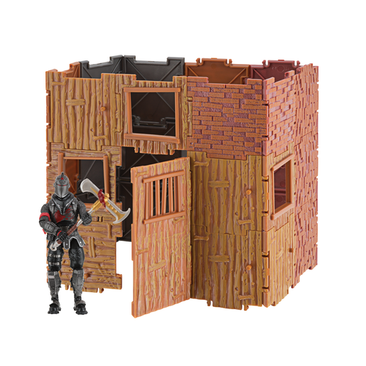 Fortnite 1x1 Builder Set for 10cm Core Figures - Black Knight