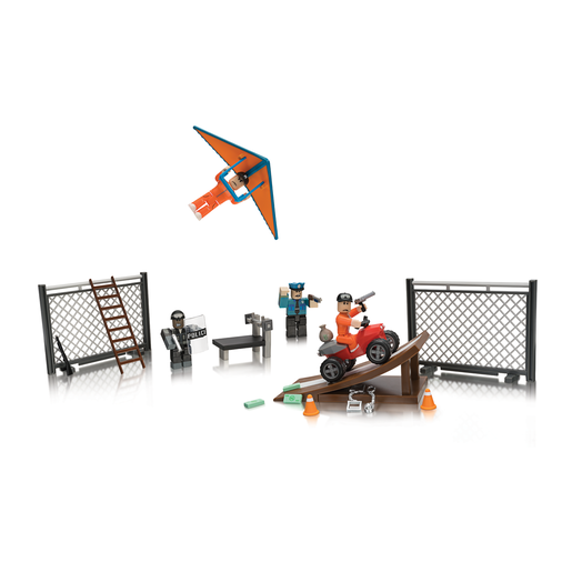 ROBLOX - Jailbreak: Great Escape Playset