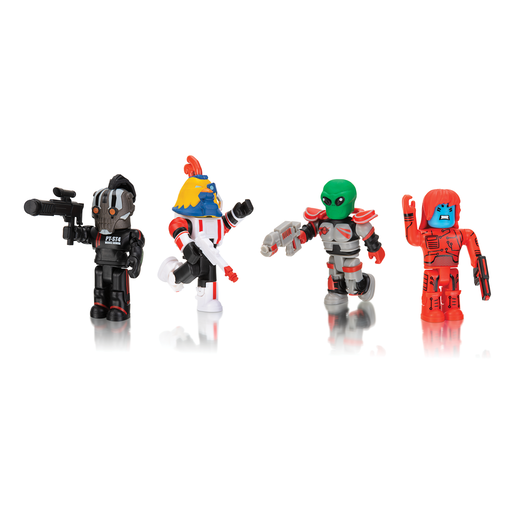 ROBLOX - Star Commandos Mix and Match Figure Set