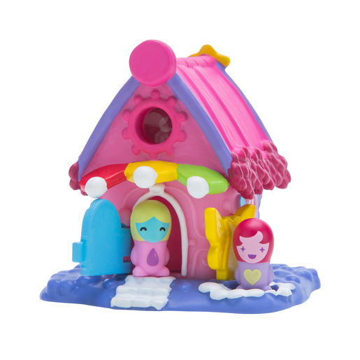 Nanables Small House - Rainbow-tique
