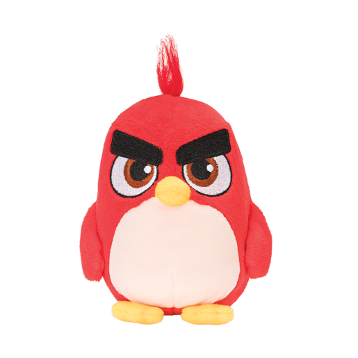 Angry Birds 23cm Plush Soft Toy - Red
