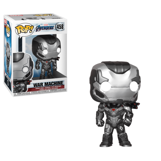 Funko Pop! Marvel: Avengers Endgame - War Machine