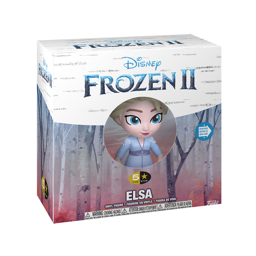 Funko 5 Star: Disney Frozen 2 - Elsa