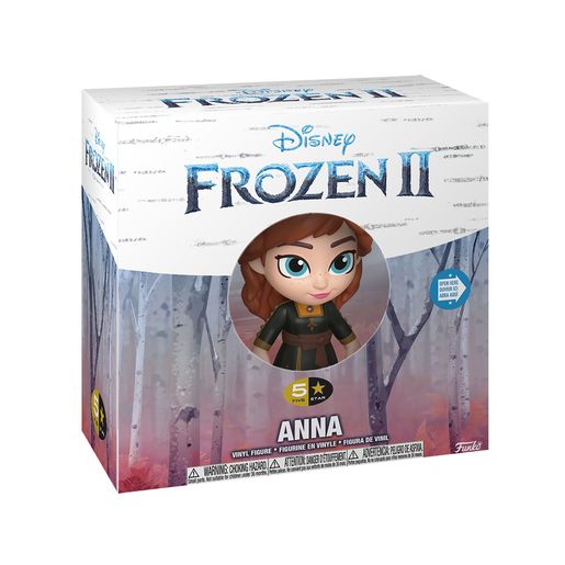 Funko 5 Star: Disney Frozen 2 - Anna