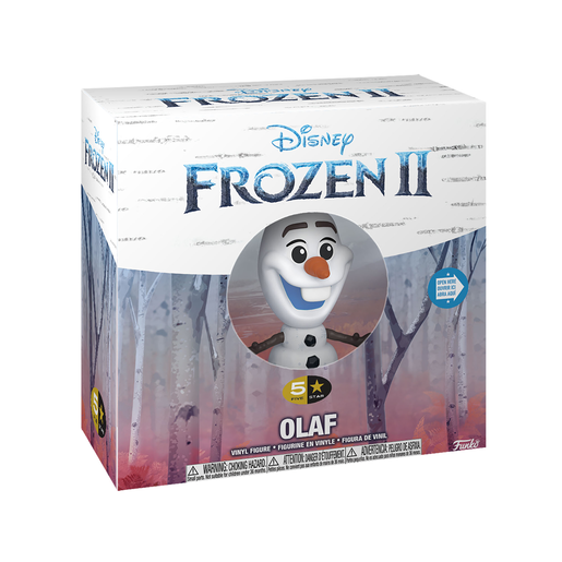 Funko 5 Star: Disney Frozen 2 - Olaf
