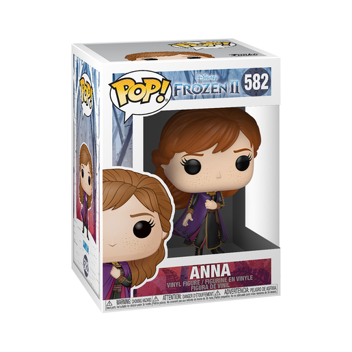 Funko Pop! Disney: Frozen 2 - Anna