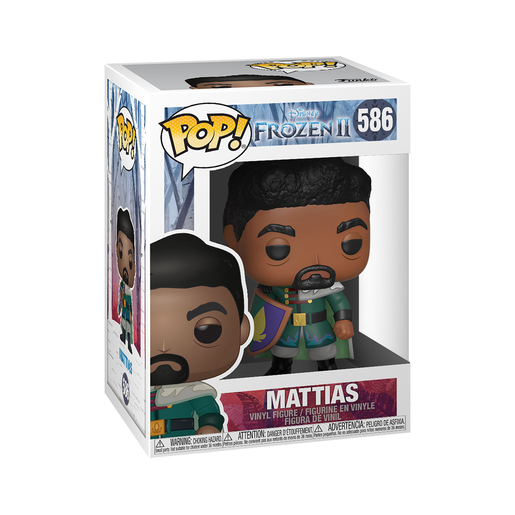 Funko Pop! Disney: Frozen 2 - Mattias