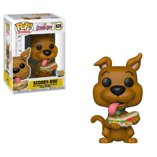 Funko Pop! Animation: Scooby Doo - Scooby Doo and Sandwich