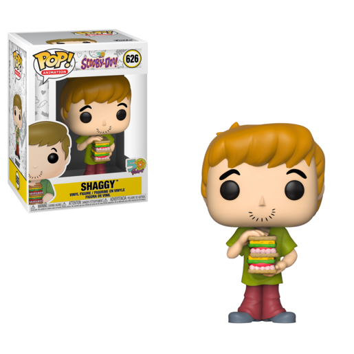 Funko Pop! Animation: Scooby Doo - Shaggy and Sandwich