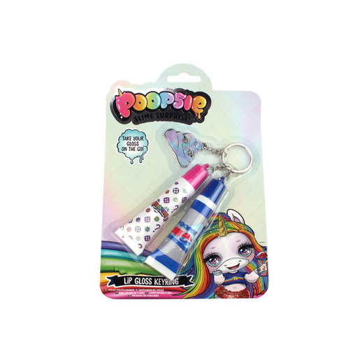 Poopsie Lip Gloss Key Ring