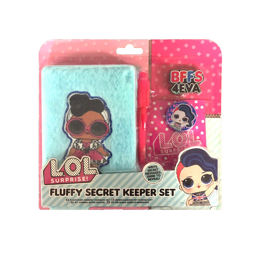 L.O.L Surprise! Secret Keeper Set - Fluffy