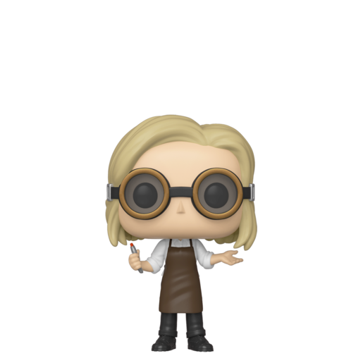 Funko Pop! Television: Dr Who - Thirteenth With Goggles