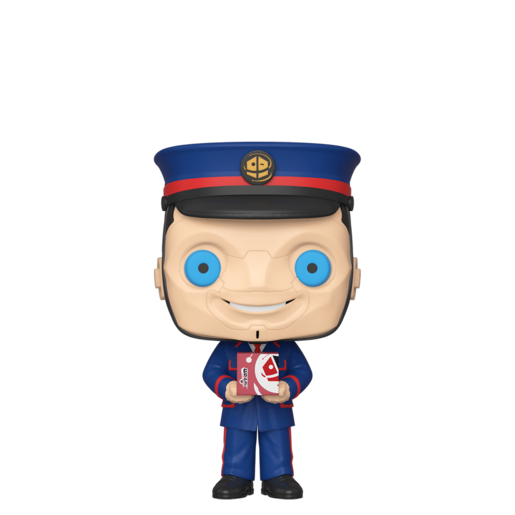 Funko Pop! Television: Dr Who - Kerblam