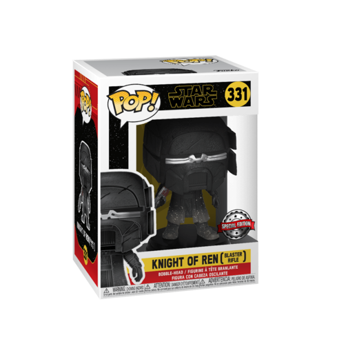 Funko Pop! Movies: Star Wars Knight Of Ren (UK Exclusive)