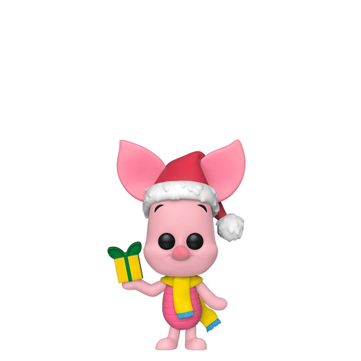 Funko Pop! Disney: Winnie The Pooh - Christmas Piglet