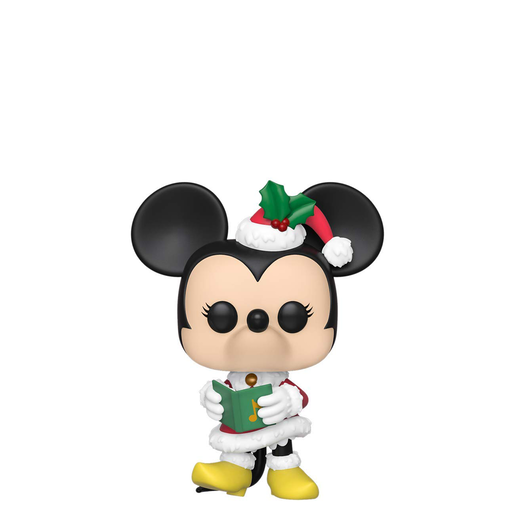 Funko Pop! Disney: Christmas Minnie Mouse
