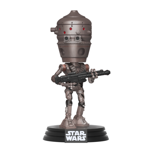 Funko Pop! Television: Star Wars The Mandalorian - IG-11