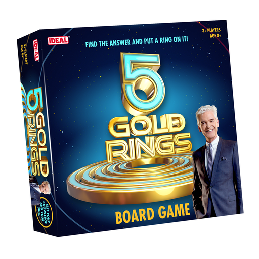 Five Gold Rings Board Game