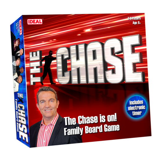 The Chase Family Board Game