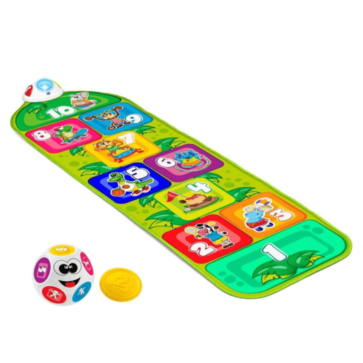 Chicco Jump and Fit Interactive Play mat