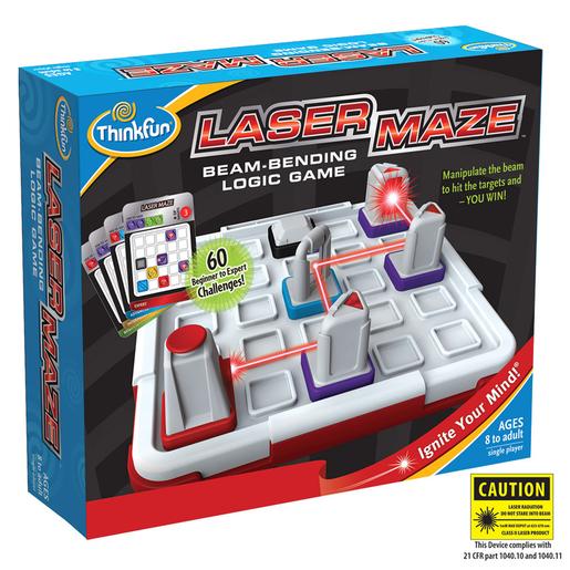 Thinkfun Laser Maze - Beam-Bending Logic Maze Game