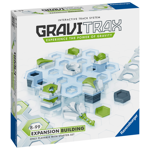 Ravensburger GraviTrax - Add on Building Pack