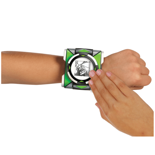 Ben 10 Deluxe Game Omnitrix  Watch