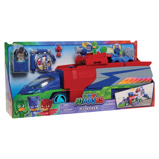 PJ Masks Seeker Vehicle Playset