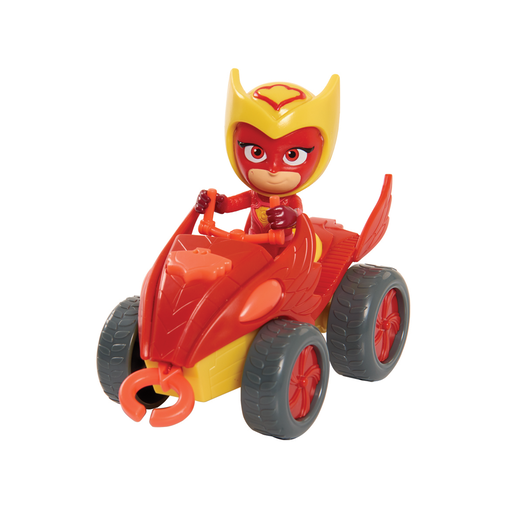 PJ Masks Quad Vehicle - Owlette