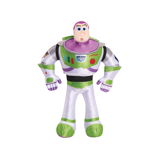 Disney Toy Story 4 Talking Plush Toy - Buzz Lightyear