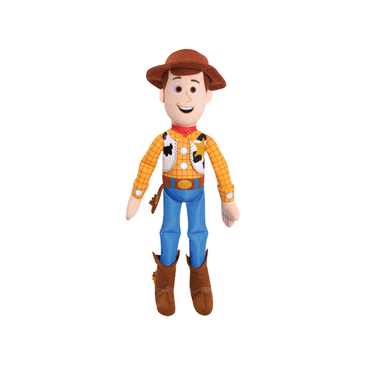 Disney Toy Story 4 Talking Plush Toy - Woody