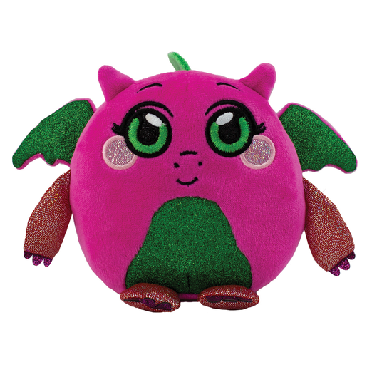 MushMeez Medium Plush - Dragon