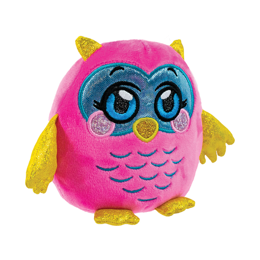 MushMeez Medium Plush - Owl