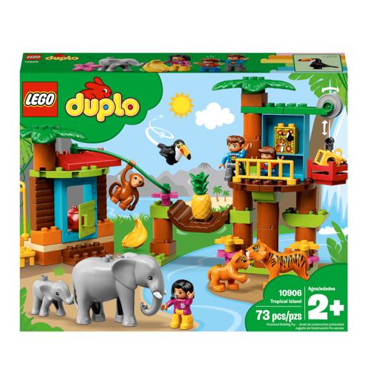 LEGO Duplo Town Tropical Island   10906