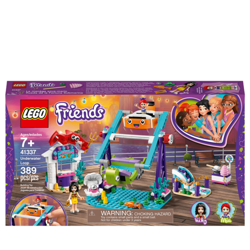 LEGO Friends Underwater Loop - 41337