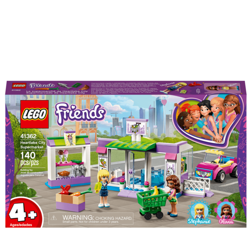 LEGO Friends Heartlake City Supermarket - 41362