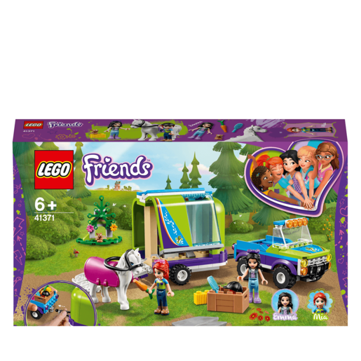 LEGO Friends Mia's Horse Trailer - 41371
