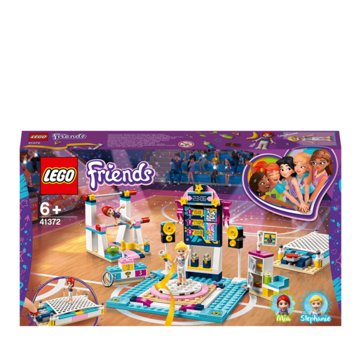 LEGO Friends Stephanie's Gymnastics Show - 41762