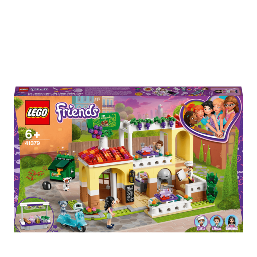 LEGO Friends Heartlake City Restaurant Pizzeria - 41379