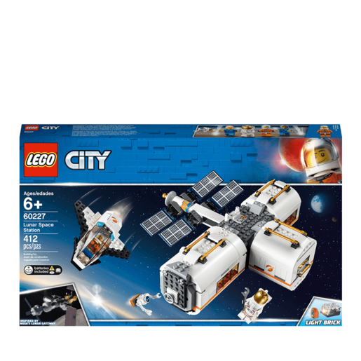 LEGO City Lunar Space Station - 60227