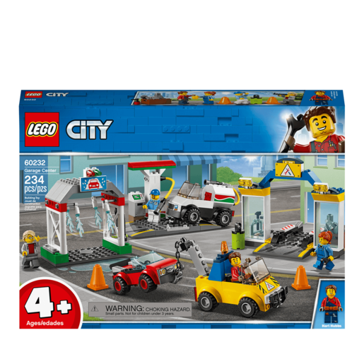 LEGO City Town Garage Center Cars - 60232