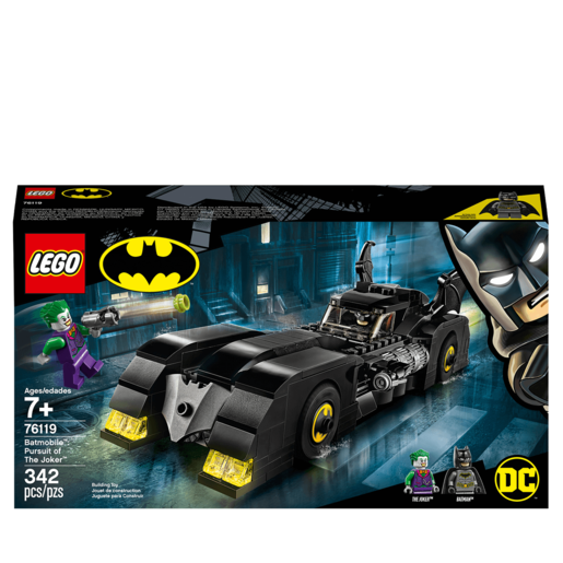 LEGO DC Batman Batmobile: Pursuit of The Joker - 76119