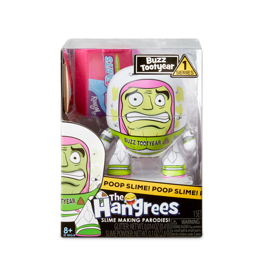 Hangrees Poop Slime - Buzz Tootyear