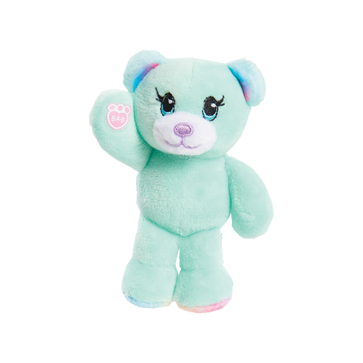 Build-A-Bear Workshop Series 2 Mini Plush Mint Green Bear
