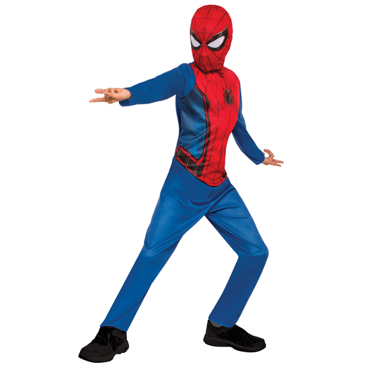Marvel Spider-Man Fancy Dress Costume 3 - 4 Years Old