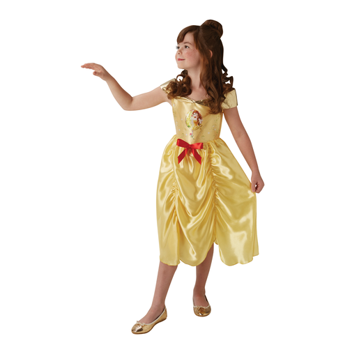 Disney Princess Belle Fancy Dress Costume 3 -4 Years Old