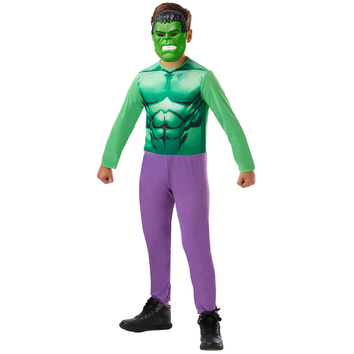 Marvel Hulk Fancy Dress Costume 3 - 4 Years Old